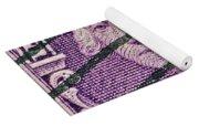 1932 George Washington Stamp Yoga Mat