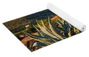 Adriatic Landscape Yoga Mat