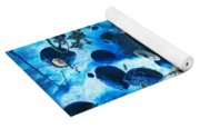 Alien Pirates  Yoga Mat