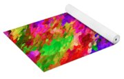 Art Abstract Background 97 Yoga Mat