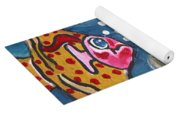 Art Fish Yoga Mat