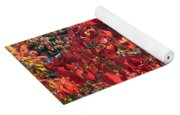 Autumn Leaves Yoga Mat