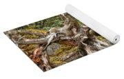 Cheakamus Rainforest Debris Yoga Mat