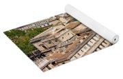 City Of Seville Cityscape In Spain Yoga Mat