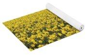 Daffodil Field Yoga Mat