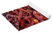 Dried Chilli Yoga Mat
