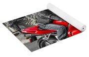 Ducati 748 Yoga Mat
