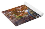 Facing Pickettes Charge Yoga Mat