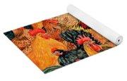 Fine Fowl Yoga Mat