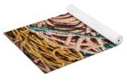 Fishing Ropes Yoga Mat