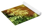 Forest Light Yoga Mat