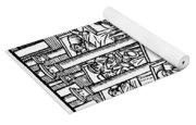 France: Hospital, C1500 Yoga Mat