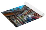 French Quarter Afternoon Yoga Mat