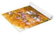Golden Tree Yoga Mat