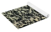Large Flock Of Blackbirds And Cowbirds Yoga Mat