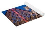 Louvre Twilight Yoga Mat
