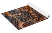 Mckee Springs Petroglyph - Utah Yoga Mat
