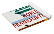 Nathan's Sign Yoga Mat
