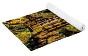 Over The River Yoga Mat