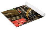 Pa Diesel Electric 4935 Yoga Mat