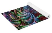Paua Shell Yoga Mat