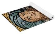 Rhazes (850-923) Yoga Mat