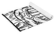 Satan & Sorcerer, 1626 Yoga Mat