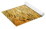 Stalactite Formations In Florida Yoga Mat