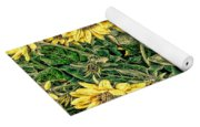 Sunflower Yoga Mat