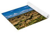 The Painted Hills Yoga Mat