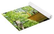 Tree House Boat 3 Yoga Mat