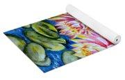 Water Lilies Yoga Mat