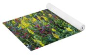 Wildflower Meadow Yoga Mat