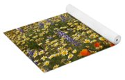 Wildflower Wonderland 9 Yoga Mat