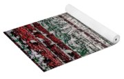 Winters Forest Yoga Mat