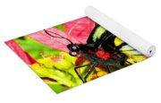 Cairns Birdwing Butterfly Yoga Mat