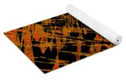 1126 Abstract Thought Yoga Mat