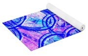 1166 Abstract Thought Yoga Mat