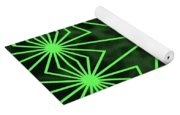12 Stage Limelight Yoga Mat