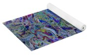 1222 Abstract Thought Yoga Mat