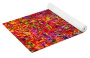 1251 Abstract Thought Yoga Mat