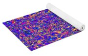 1253 Abstract Thought Yoga Mat