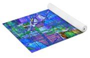 1289 Abstract Thought Yoga Mat
