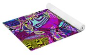 1310 Abstract Thought Yoga Mat