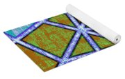 1455 Abstract Thought Yoga Mat