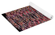 1458 Abstract Thought Yoga Mat