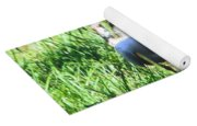White Ibis Yoga Mat