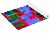 1520 Abstract Thought Yoga Mat