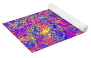 0147 Abstract Thought Yoga Mat