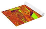 0174 Abstract Thought Yoga Mat